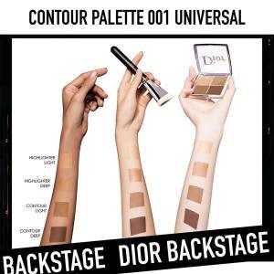 ディオール Dior ディオール バックステージ コントゥール パレット 001【メール便可】|dnfal|02