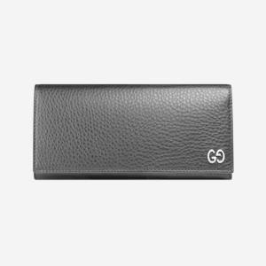 グッチ GUCCI レザー ロングウォレット(481727 A7M0N 1000)ブラック 長財布 ギフト包装|dnfal