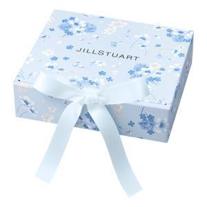 定形外郵便 ジルスチュアート JILL STUART プレゼントボックス(サムシングピュアブルー21)M dnfal