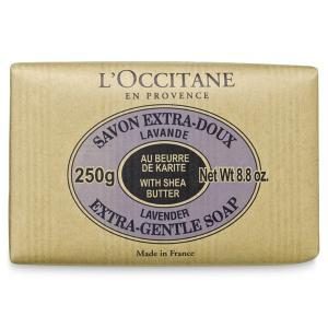 ロクシタン L'OCCITANE シアソープ ラベンダー 250g|dnfal