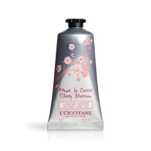 ロクシタン L'OCCITANE チェリーブロッサム ソフトハンドクリーム 75mL|dnfal