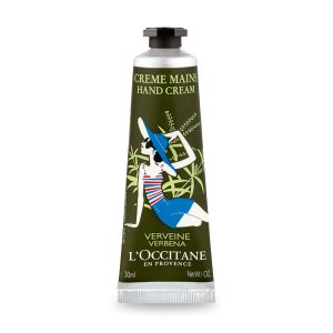 ロクシタン L'OCCITANE ミスロクシタン ハンドクリーム(ヴァーベナ) 30mL(限定色)【メール便可】(#529)|dnfal