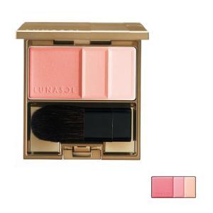 ルナソル LUNASOL カラーリングソフトチークス 02 Rose Pink【レフィル】【メール便可】|dnfal