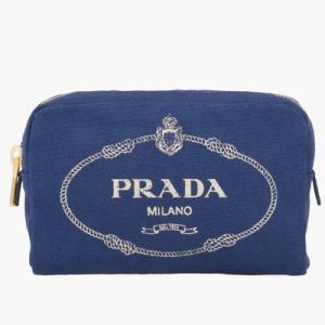 プラダ PRADA ポーチ(1NA021 20L F0CTL)ブルー|dnfal