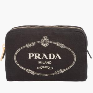 プラダ PRADA ポーチ(1NA021 20L F0N12)ブラック|dnfal