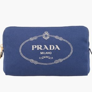 プラダ PRADA ポーチ(1NA693 20L F0CTL)ブルー|dnfal