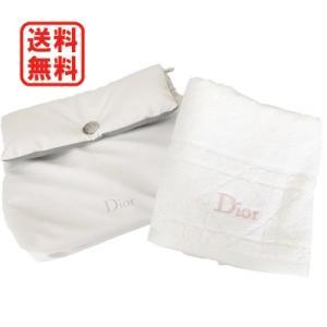 ディオール Dior オリジナルフェイスタオルセットC【ポーチ付】|dnfal