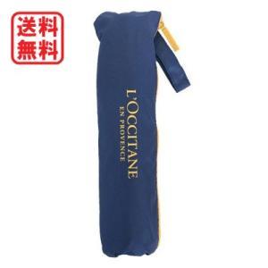 ロクシタン L'OCCITANE 黄色の折り畳み傘(収納袋付き)|dnfal