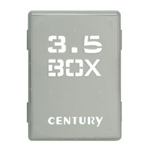 CENTURY センチュリー 裸族の弁当箱 スケルトンクリアホワイト (CRB35-WT)|do-mu