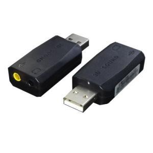 変換名人 USB音源 5.1chサウンド (USB-SHS)|do-mu