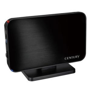 CENTURY センチュリー 1分BOX USB3.0 & eSATA SATA6G (COM35EU3B6G / 4549032008463) do-mu