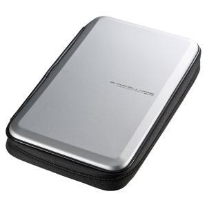 SANWASUPPLY サンワサプライ ブルーレイディスク対応 セミハードケース 56枚収納 シルバー (FCD-WLBD56S) do-mu
