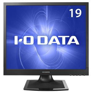 IO DATA アイ・オー データ 液晶ディスプレイ 19型 液晶ディスプレイ ブラック (LCD-AD192SEDSB)|do-mu