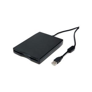 TIMELY タイムリー USB外付けフロッピードライブ 2HDモード対応 (FDD-U03B)|do-mu
