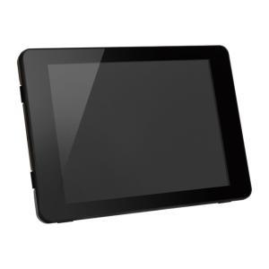 CENTURY センチュリー 液晶ディスプレイ 8インチ マルチタッチ対応 HDMIモニター plus one Touch (LCD-8000HT)|do-mu