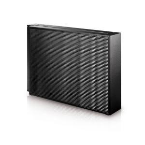 IO DATA アイ・オー データ 外付けハードディスク HDCZ-UT USB3.1対応 2TB ブラック (HDCZ-UT2KC) do-mu