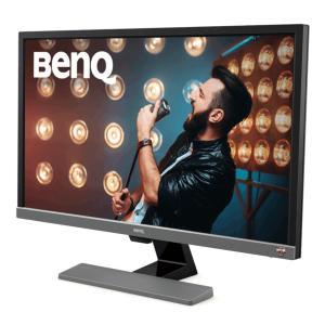 BenQ ベンキュー 液晶ディスプレイ 28インチ HDMI端子 4K対応 HDR対応 Full HD ゲーミングモニター (EL2870U)|do-mu