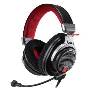 audio-technica オーディオテクニカ ヘッドフォン ゲーミングヘッドセット ATH-PDG1a (ATH-PDG1a) 「お取り寄せ」|do-mu