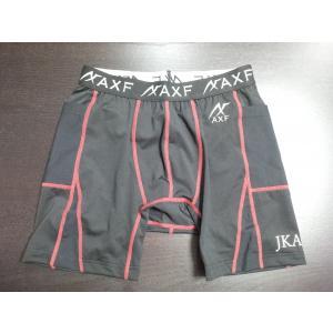 JKA x AXF オフィシャル ボクサーパンツ ブラック|do-shop