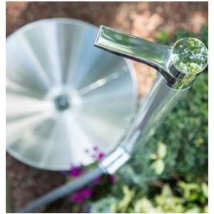 立水栓 水栓柱 シンプル 水回り 庭 水道 ガーデン スマート スタイリッシュ 双口 2口 全3色 Liberta リベルタ2 MYT-268 doanosoto 07