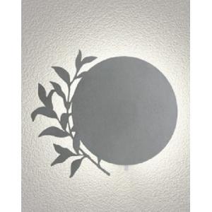 デコウォールライト リーフ LED 室外灯 壁面 装飾 灯り 照明 植物 店舗 ウエルカムライト GYO G254 375 YT-205|doanosoto