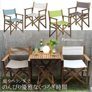 椅子 ディレクターチェア 折りたたみ アウトドア キャンプ BBQ パティオ 全4色 Azumaya 東谷 AZ2-218 NX-601|doanosoto|04