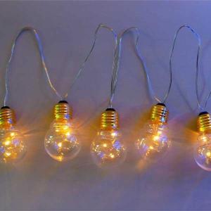 イルミネーション LED 室内用 パーティー バルブ ライト 30球 パーティ PAB10 CR-99 イベント 照明 ライト クリスマス|doanosoto