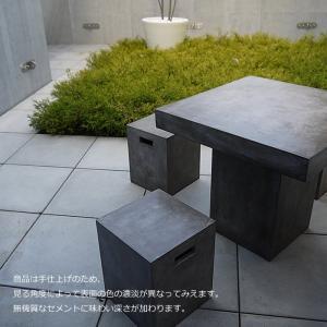 テーブル チェア 椅子 3点セット セメント ガーデンファニチャー セメント Saveri サベリ Dessau デッサウ 庭 テラス モダン タカショー TK-P1243 doanosoto 04