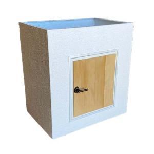 ガーデンシンク ボックス パーツ 屋外 キッチン FRP チーク材 冷蔵庫 庭 GRACE GARDEN SINK グレイス GA-334|doanosoto