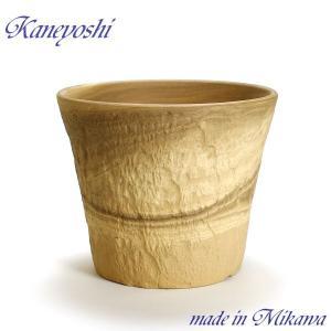 植木鉢 陶器 おしゃれ サイズ 33cm 安くて丈夫 ロックガーデン カプチ 10号|docchan