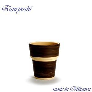 植木鉢 陶器 おしゃれ サイズ 15cm 安くて丈夫  ラポール ブラウン 5号|docchan