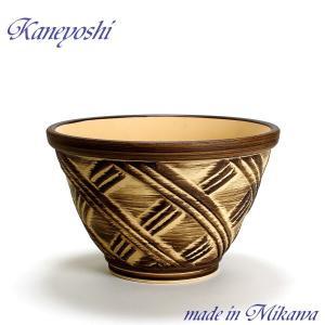植木鉢 陶器 おしゃれ サイズ 31cm 安くて丈夫 フラワークロス ブラウン 10号|docchan