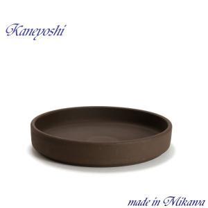 受け皿 植木鉢用 ソーサー おしゃれ 陶器 サイズ 32cm 安くて丈夫 受皿 マンガン 10号|docchan