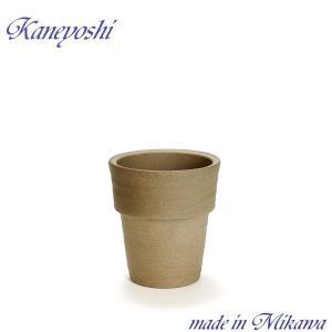 植木鉢 陶器 おしゃれ サイズ 15cm 安くて丈夫 ラポール モカ 5号|docchan