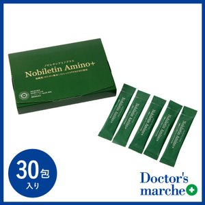 Nobiletin Amino +/ノビレチンアミノプラス 30包入り|doctorsmarche