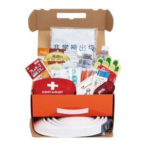 【送料無料】防災セット 非常 地震 オフィス【災害イツモ 避難ボックス】|doctorsmarche