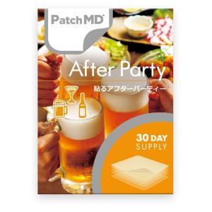 【二日酔い対策 頭痛抑制】貼るアフターパーティー doctorsmarche