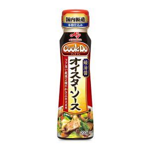 オイスターソース クックドゥ 200g 味の素 管理番号022008 調味料 dodgers