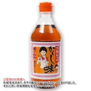 【 東北醤油 】 味どうらくの里 キッコーヒメ 万能白つゆ かくし味500ml