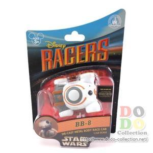スターウォーズ フォースの覚醒 BB-8 ディズニーレーサー メタルダイキャストカー アメリカディズ...