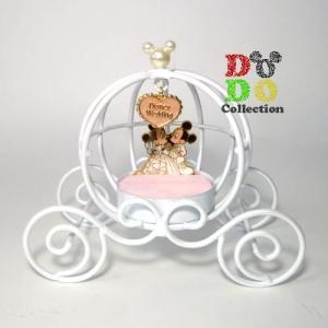 ミッキー&ミニー 結婚式 ウェディング リングケース 東京ディズニーリゾート 限定 グッズ お土産 ギフト|dodo-collection