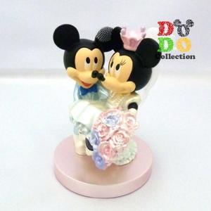 ミッキー&ミニー 結婚式 ウェディング フィギュアリン 東京ディズニーリゾート 限定 グッズ お土産|dodo-collection