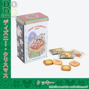 クッキー 缶入り 予約 楽しくなるクリスマス ディズニークリスマス2019年 東京ディズニーリゾート...