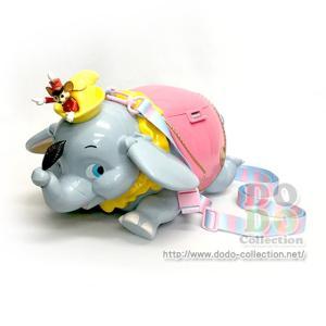 【即納】東京ディズニーランド限定☆オリジナルグッズ ◆ダンボのポップコーンケースです♪ ◆サイズ:高...