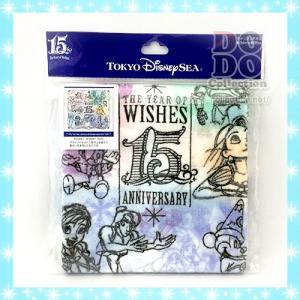 ウォッシュタオル ザ・イヤー・オブ・ウィッシュ ウィッシュ デザイン  東京ディズニーシー 限定 グッズ お土産|dodo-collection