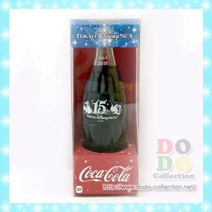 東京ディズニーシー 15周年記念 メインデザイン コレクション コカ・コーラ  東京ディズニーシー 15周年限定 グッズ お土産