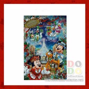 クリスマス・ウィッシュ 2016年 メインデザイン ポストカード 東京ディズニーシー限定 グッズ お土産 dodo-collection