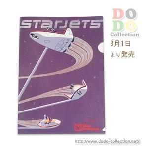 スタージェット ザ・ラストミッション クリアホルダー 東京ディズニーランド 限定 グッズ お土産|dodo-collection