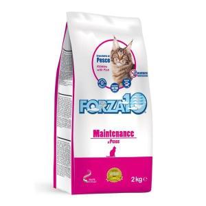 FORZA10 フォルツァディエチ メンテナンス フィッシュ 1ケース2kg×6袋 フォルツァ10 キャットフード 猫 dog-k9