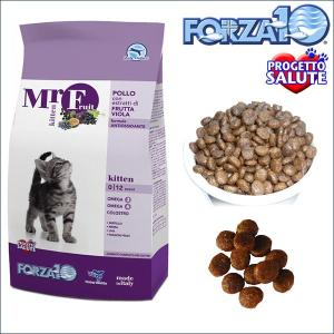 FORZA10 フォルツァディエチ ミスターフルーツ キトン 1ケース1.5kg×6袋 フォルツァ10 キャットフード 猫|dog-k9
